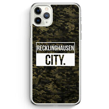 Recklinghausen City Camouflage iPhone 11 Pro Max Hülle Motiv Design Deutschla...