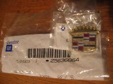 NOS Cadillac GM  97-99 DeVille Exterior-Emblem Badge Nameplate Left 25636864