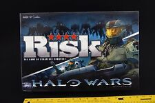 Risk Halo Wars collector's edition Board Game