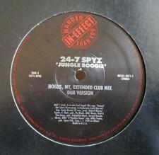 "24-7 SPYZ ~ Jungle Boogie ~ 12"" Single USA PRESS"