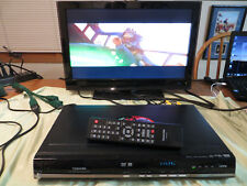 Toshiba D-R410 DVD Recorder HDMI with Remote Batteries and Cables