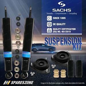 Rear Sachs Shock Absorber Mount Bump Stop Kit for BMW X3 E83 07/04-20