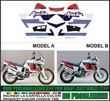 kit adesivi stickers compatibili  XRV RD04 750 1990