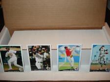 2009 Topps Baseball Complete Mint Set Series 1 & 2 #1-660