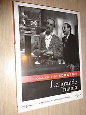 DVD N°13 EL GRAN MAGIA LAS COMEDIAS DE EDUARDO DE FILIPPO REPUBBLICA