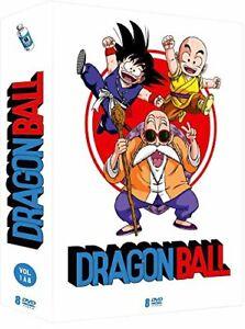 Dragon Ball-Coffret 1 : Volumes 1 à 8 Manga dessin animé Enfance club Dorothée