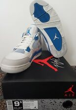 Air Jordan 4 Retro Military Blue Deadstock Size 7 US (40eu)deadstock