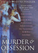 Murder And Obsession, , Used; Very Good Book