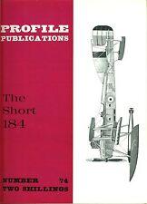 THE SHORT 184: PROFILE #74/ 19 PAGES incl A3 FOLDOUT/ NEW-PRINT FACSIMILE ED