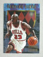 1995-96 1995 Fleer Ultra Michael Jordan SCORING KINGS Insert #4