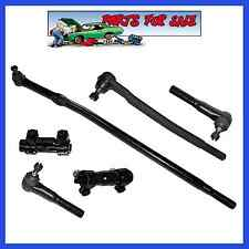 2WD Ford F250 F350 Super Duty Front End Steering Package Kit Twin I Beam Axle
