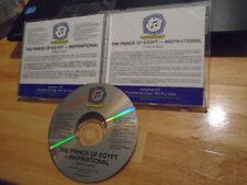 RARE PROMO Prince Of Egypt CD christian JARS OF CLAY dc Talk Boyz II Men WINANS