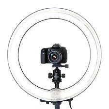 Dorr sl-45 75w Studio Luce Ad Anello-Anello di diametro 48cm Luce con Supporto Luce