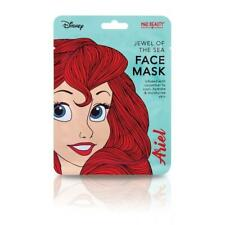 Disney Princess Ariel Sheet Face Mask By Mad Beauty Cruelty Free
