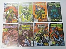 Swamp Thing lot #2-15 (New 52) - 8.0 VF or better (2011)