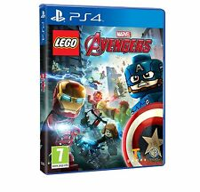 LEGO Marvel Avengers (PS4) PLAYSTATION BRAND NEW SEALED