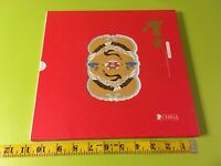 Postage Stamps of China 2013 album with sleeve National Philatelic Corporation
