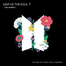 BTS - Map Of The Soul: 7 The Journey [New CD] With Booklet, Photos