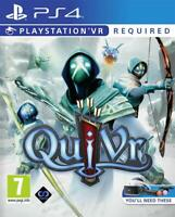 Quivr - Sony PlayStation 4 Virtual Reality [Region Free, PSVR, Perp Games] NEW