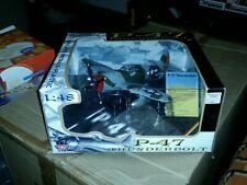 Motor Max 1:48 Scale P-47 Thunderbolt Diecast MIB