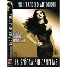 La señora sin camelias (DVD Nuevo)