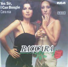 "7"" 1977 KULT IN MINT- ! BACCARA : Yes Sir I Can Boogiie"