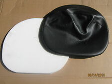 Black Snap-on Seat Cover For Farmall Cub A B BN C  H & M 300s with pan seat