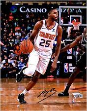 """Mikal puentes Phoenix Suns autografiado fotografía de goteo 8"""" X 10"""""""