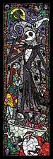 456 pieces Jigsaw puzzle Stained art Nightmare Before Christmas(18.5x55.5 cm)