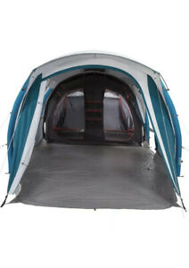 quechua tent 6.3 Inflatavle Tent With Blackout Bedrooms