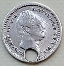 More details for 1835/william iv/threehalfpence/drilled/silver/