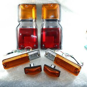 DAIHATSU ROCKY FEROZA BLIZZARD Taillight Lamp + Side  Front Turn Signal RH/LH