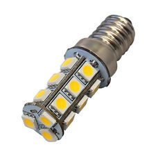 HQRP E14 LED Bulb Lamp 18-SMD 10-30V 3100K Warm White Light Energy saving