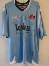 Charlton Athletic Football Shirt Signed by 2010-2011 Squad with COA (11123)