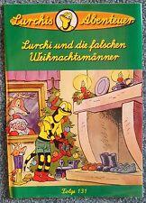 Lurchis Abenteuer Folge 131 - Lurchi und die falschen Weihnachtsmänner