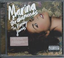 Marina & The Diamonds - The Family Jewels (CD 2010) NEW