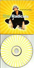 NEW RADICALS You Get what you give CARD SLEEVE UK made PROMO DJ CD single 1999