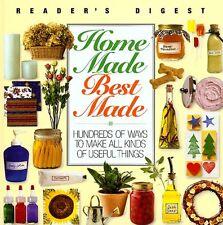 Homemade, best made (Readers Digest)