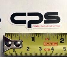 Canon CPS Canon Professional Services Emblem (Vinyl) -
