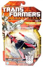 Transformers Generations Deluxe Class Decepticon Sky Shadow!
