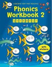 Phonics Workbook 2 vom Usborne Verlag