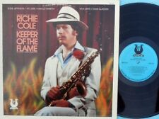 Richie Cole ORIG US LP Keeper of the flame EX '79 Muse MR5192 Jazz Bop