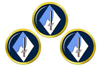 "188th "" Barak "" (Lightning) Armored Brigade, Idf Marqueurs de Balles de Golf"