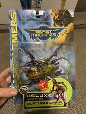 Transformers Beast Machines Black Arachnia - Unopened Sealed Deluxe Class