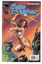 Gatecrasher: Ring of Fire #4 (Jun 2000, Black Bull) NM- Linsner cover