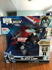 Voltron Legendary Black Lion Action Figure