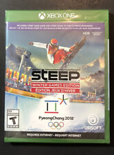 Steep [ Winter Games Edition ] (XBOX ONE) NEW