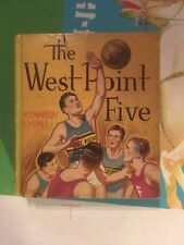 THE WEST POINT FIVE HARD COVER Big Little Book 1124