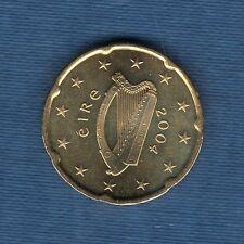 Irlande 2004 - 20 Centimes D'Euro - Pièce neuve de rouleau -