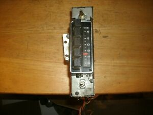 1982 Chevy Citation Radio 16014911 21XPB1